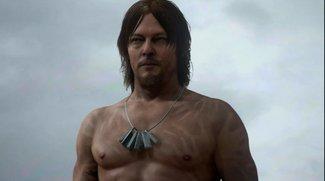 Death Stranding: Kojima verspricht offene Welt und Online-Elemente