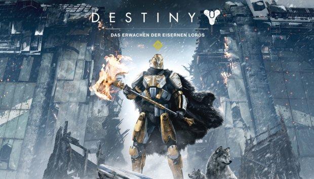 Destiny: Das Erwachen der Eisernen Lords offiziell angekündigt