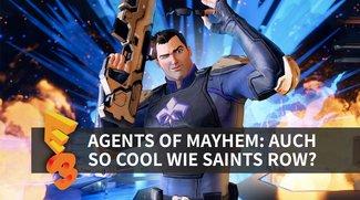 Agents of Mayhem angespielt: Das taugt der Saints-Row-Nachfolger (E3 2016)