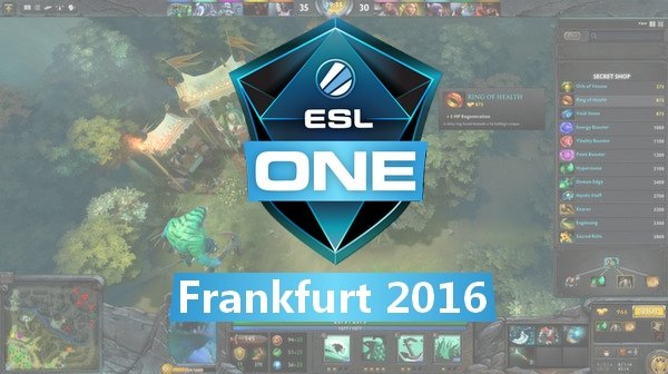 ESL One Frankfurt 2016: Dota 2 im Live-Stream und TV auf Sport1
