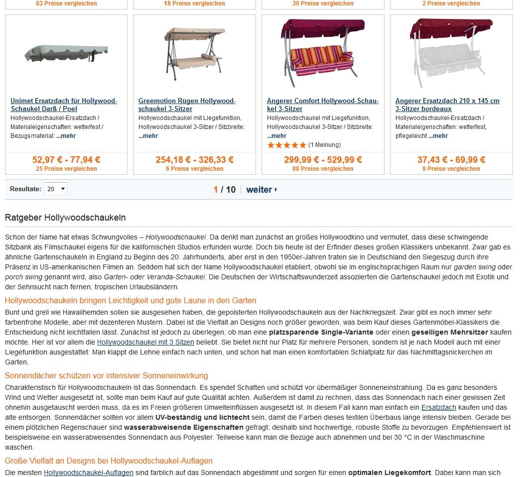 idealo preisvergleich mehr sparen mit allen funktionen der seite giga. Black Bedroom Furniture Sets. Home Design Ideas