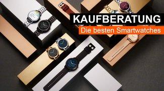 Kaufberatung: Die besten Smartwatches für jedes Portemonnaie