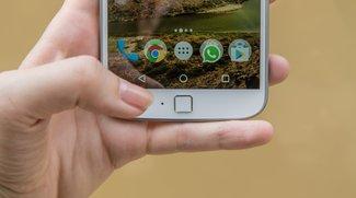 Fingerabdrucksensor im Smartphone-Display wird noch 2017 Realität