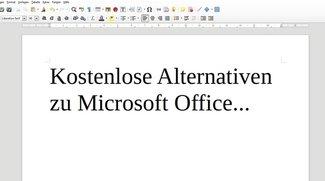 Microsoft Office: Kostenlose Alternativen zur Schreib-, Tabellen- und Präsentationssoftware