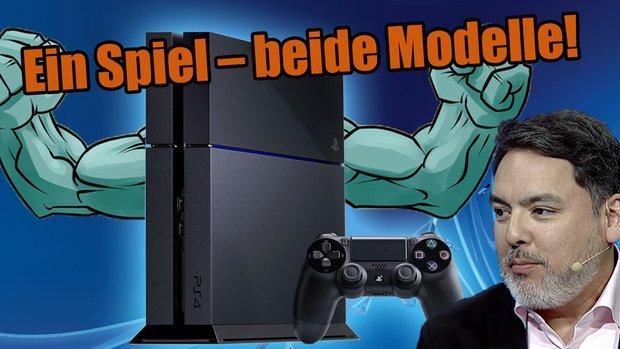 PlayStation Neo: Wird laut Sony keine Exklusivspiele erhalten