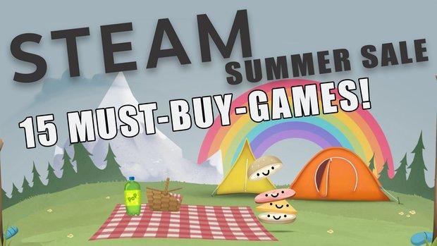 Steam Summer Sale: Diese 15 Spiele solltet ihr nicht verpassen