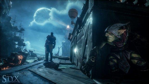Styx - Shards of Darkness: E3-Trailer schleicht sich an