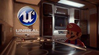 Nintendo NX: Fit genug für die Unreal Engine 4 – Nintendo sucht Entwickler