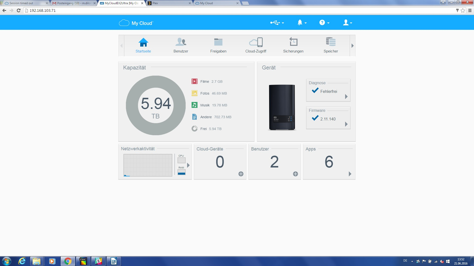 how to add wd mycloud to the mac finder