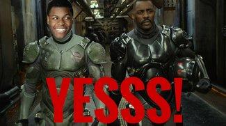 Finn steuert als nächstes einen Jaeger: Star Wars-Star John Boyega macht Pacific Rim 2