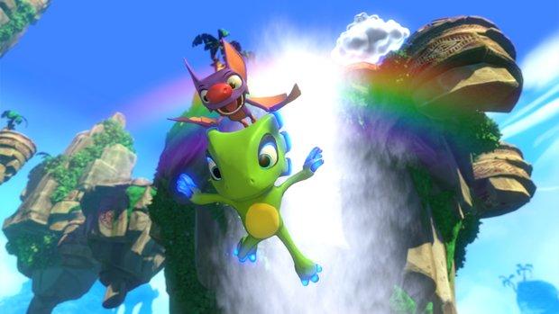 Yooka-Laylee: Release auf 2017 verschoben, umfangreicher Gameplay-Trailer veröffentlicht