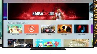 Apple-TV-Apps: Programmpakete dürfen jetzt bis zu 4 GB groß sein