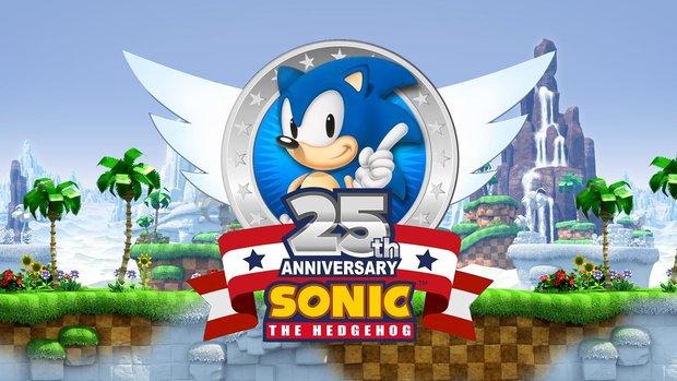Neues Spiel mit Sonic the Hedgehog in Arbeit zum 25-jährigen Jubiläum
