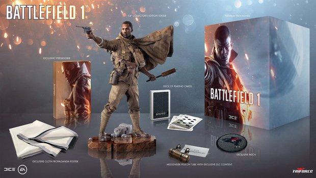 Battlefield 1: Editionen, Vorbestellerbonus und Season Pass (Details zu den DLCs)