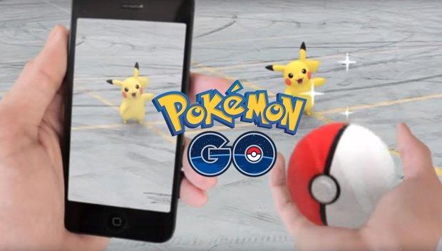 Pokémon GO: Sammelwahn infiziert iOS und Android im Juli
