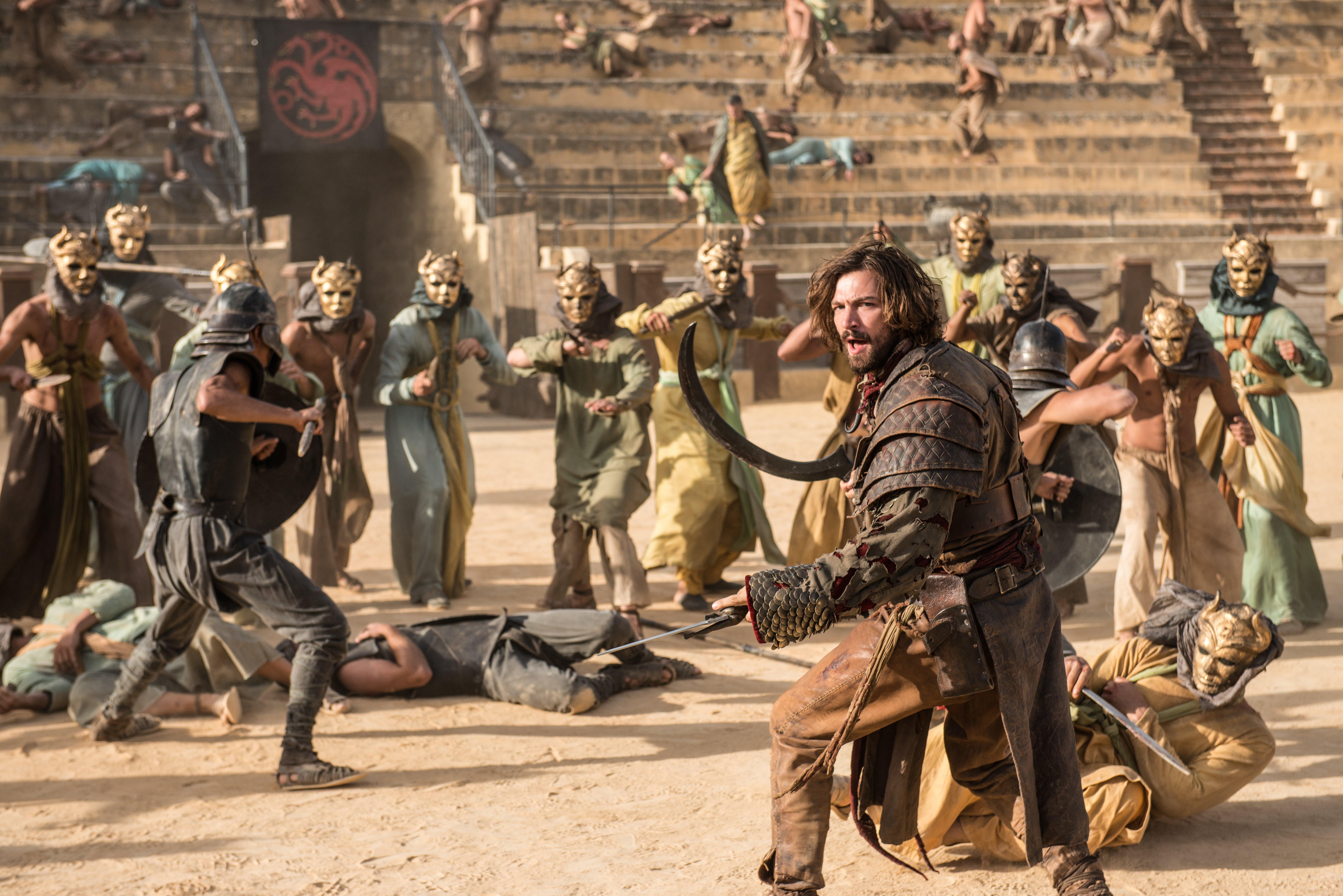 Daenerys Targaryen: Wer wird König an ihrer Seite? – GIGA Daario Naharis Fan Art