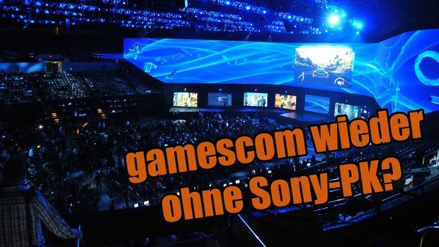Sony: Auf der gamescom wieder ohne eigene Pressekonferenz?