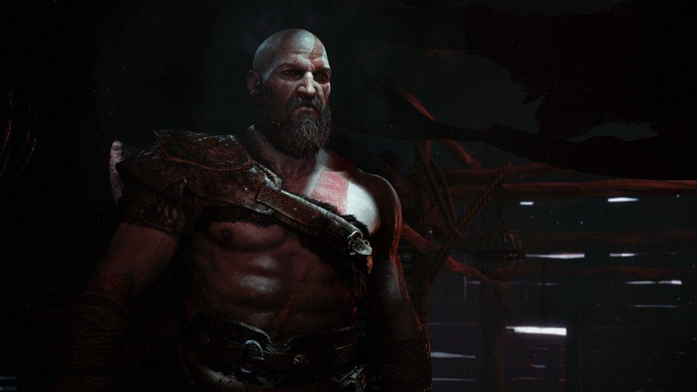God of War: Kratos kommt langsam in die Jahre.