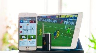EM 2016: Livestream auf iPhone & iPad ansehen (mit App-Test)