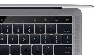 OLED-Touchscreen-Leiste des MacBook Pro: So könnte sie aussehen
