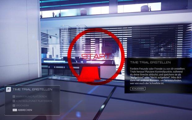 Mirror's Edge Catalyst: Beat-L.E. und Time Trials im Detail