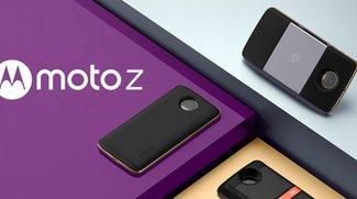 """Moto Z: So viel kosten die """"Moto Mods""""-Module"""