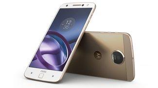 Moto Z offiziell vorgestellt: Motorolas neues Flaggschiff verzichtet auf den 3,5-mm-Klinkenanschluss