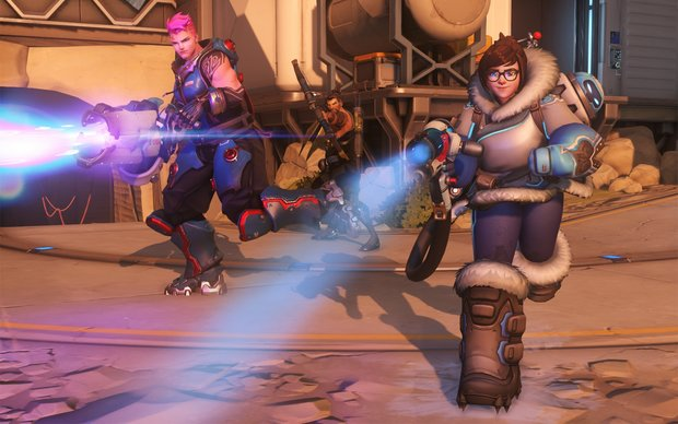 Overwatch: Square Enix gegen Sony - Wer gewinnt das Duell?