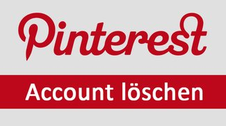 Pinterest: Account löschen – so geht's