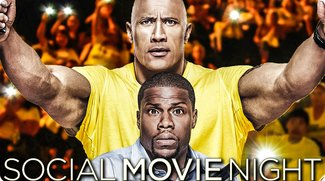 CENTRAL INTELLIGENCE - So war die Social Movie Night