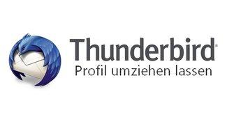 Thunderbird umziehen lassen: Profil & alle Einstellungen auf den neuen Rechner bringen