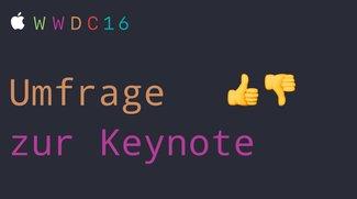 Keynote der WWDC 2016: Top oder Flop?