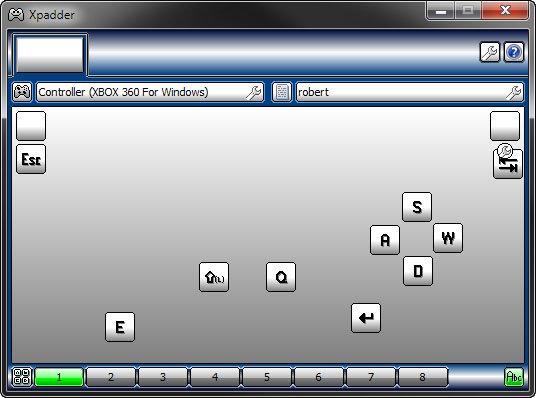 Mit Xpadder könnt ihr Tastenbelegungen auf euren Controller legen.