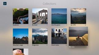 Adobe stellt Lightroom für Apple TV vor