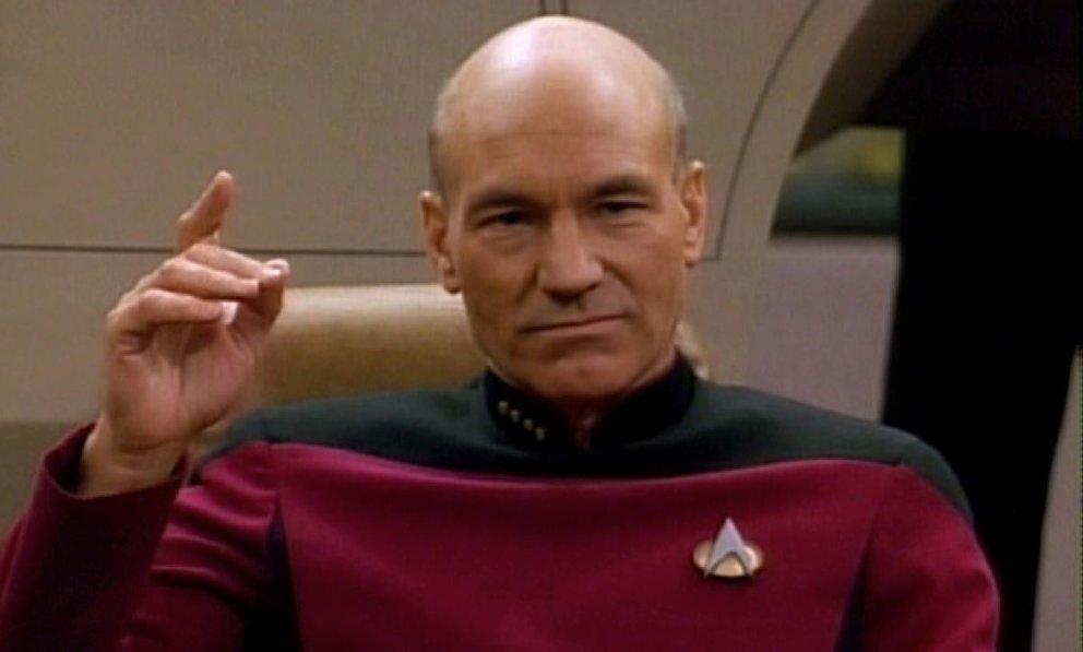 Captain Picard Energie