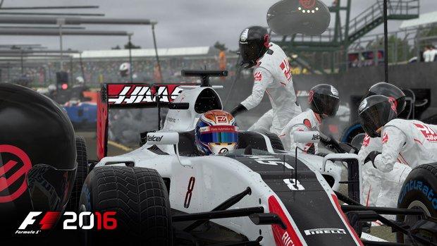 F1 2016: Neuer Trailer zeigt Action auf und abseits der Rennstrecke