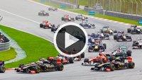 Formel 1 2018: Heute China GP (Schanghai) im TV & Live-Stream (RTL)
