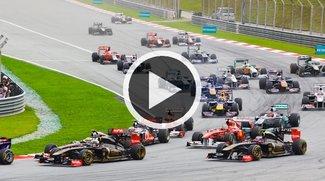 Formel 1 Live-Stream: Der Große Preis von Shanghai (China) live auf RTL & Sky Sport