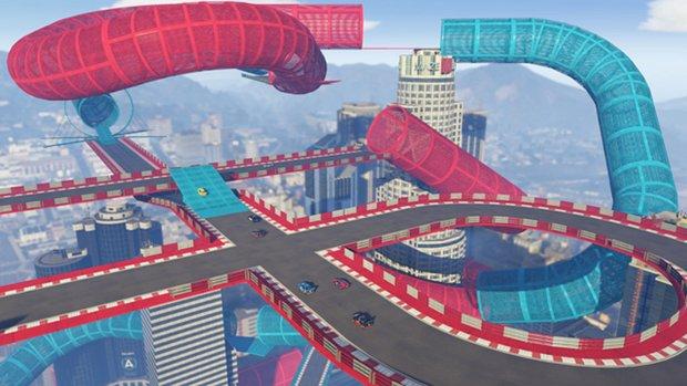 GTA 5 Cunning Stunts: Trailer kündigt Release an, neue Screenshots