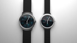 LG Watch Sport und Style: Neue Details zu Googles Smartwatches mit Android Wear 2.0 geleakt