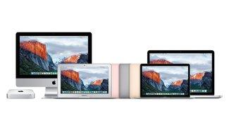 Apple Store: Zahlreiche generalüberholte Macs und iPads verfügbar