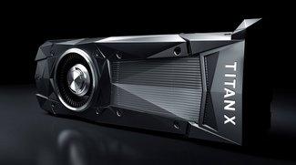 Nvidia Titan X mit Pascal-Architektur für 1.299 Euro feiert Marktstart