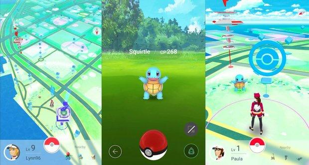Pokémon Go: Neues Update wurde veröffentlicht, vor allem Arena-Training wird erleichtert