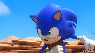 Sonic: Zwei neue Spiele für 2017 angekündigt – auch für Nintendo NX