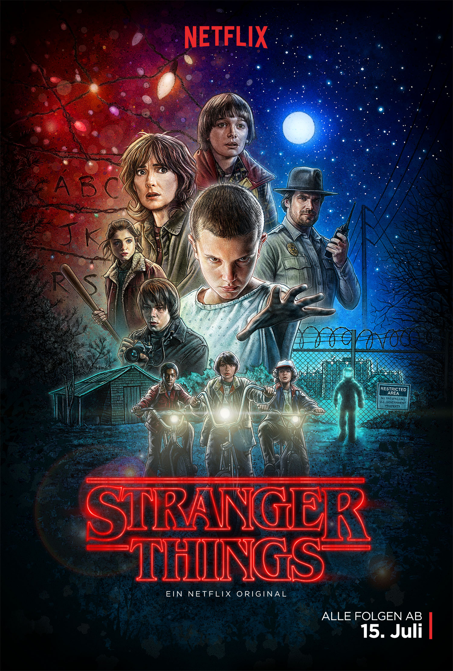 Stranger Things 1 Staffel