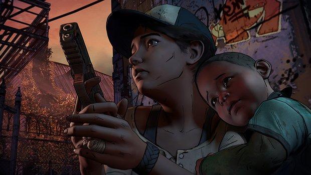The Walking Dead – Season 3: Screenshots und neue Details zur Story