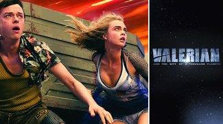 Valerian und die Stadt der tausend Planeten: Der erste Hype der Comic-Con und was das mit Mass Effect zu tun hat