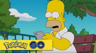 Witziger Clip zeigt: Auch Homer Simpson spielt Pokémon GO
