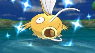 Pokémon GO: User finden Karpador an den lustigsten Orten