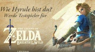 Zelda - Breath of the Wild: Nur für ausgewählte Gamescom-Besucher spielbar